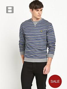 lyle-scott-mens-hand-drawn-stripe-crew-neck-sweatshirt