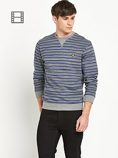 lyle-scott-mens-hand-drawn-stripe-crew-neck-sweatshirt