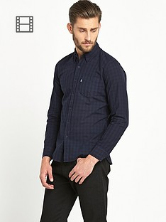 levis-mens-sunset-check-long-sleeved-shirt