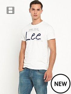 lee-mens-logo-t-shirt