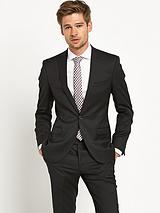 Mens Camden Fit Suit Jacket - Black