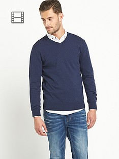 goodsouls-mens-v-neck-jumper