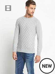 goodsouls-mens-basket-weave-jumper