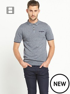 goodsouls-mens-short-sleeve-knitted-polo-shirt