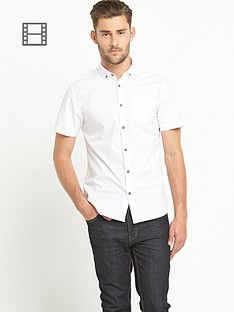 goodsouls-mens-short-sleeve-poplin-shirt-white