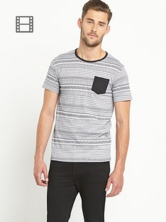 goodsouls-mens-fashion-aztec-pocket-t-shirt