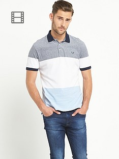 goodsouls-mens-short-sleeved-pique-polo-top