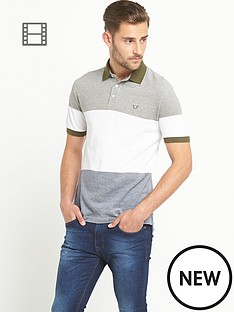 goodsouls-mens-short-sleeved-pique-polo-top