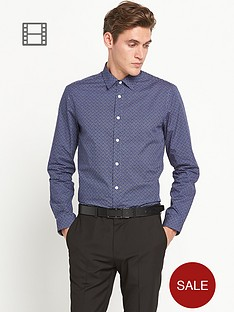 taylor-reece-mens-dot-shirt