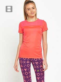 reebok-mesh-t-shirt