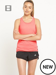 adidas-climachill-tank-red