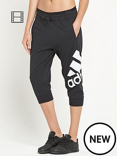adidas-essential-logo-three-quarter-pants
