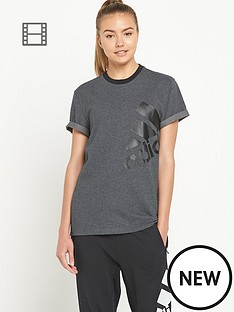 adidas-essential-logo-t-shirt