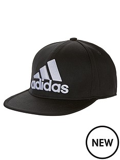 adidas-logo-fitted-cap