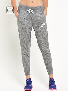 Creative Nike Sportswear Gym Vintage Training Pants Women  Anthracite White