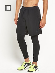 adidas-mens-stronger-tights-and-shorts
