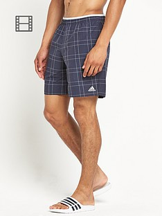 adidas-mens-check-mid-length-shorts