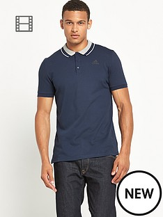 adidas-mens-essentials-polo-shirt