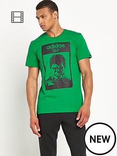adidas-mens-marvel-logo-hulk-t-shirt