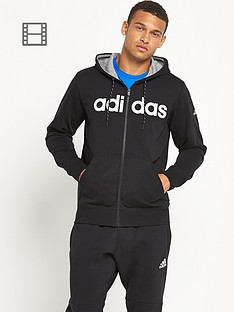 adidas-mens-linear-3s-full-zip-hoody