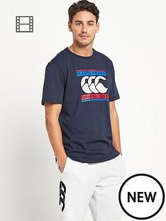 canterbury-mens-retro-logo-t-shirt