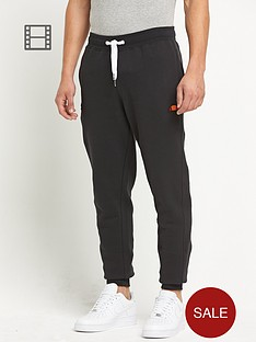 ellesse-mens-barasson-fleece-cuffed-pants