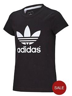 adidas-originals-young-girls-trefoil-t-shirt
