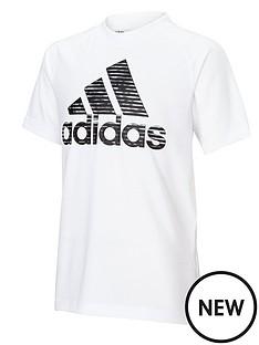 adidas-young-boys-logo-tee