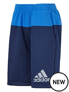 adidas-young-boys-sweat-shorts