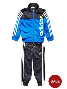 adidas-boys-essentials-tracksuit