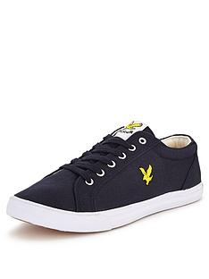 lyle-scott-halket-canvas-plimsolls