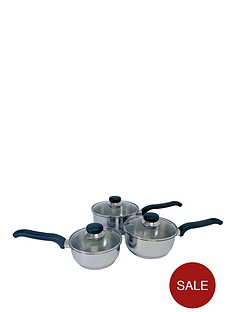 ready-steady-cook-three-piece-classic-saucepan-set