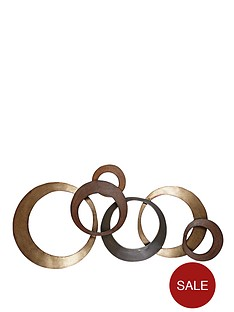 metal-rings-wall-art
