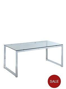monza-glass-and-chrome-coffee-table-clear