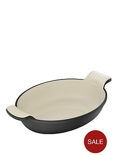 tower-29cm-cast-iron-gratin-dish