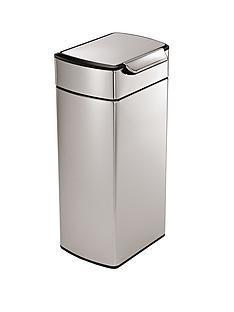 simplehuman-30-litre-steel-touch-bar-bin