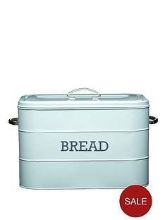 living-nostalgia-vintage-bread-bin-blue