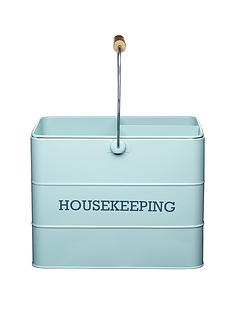 living-nostalgia-vintage-housekeeping-box-blue