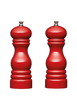 master-class-17cm-capstan-mills-set-of-two-red