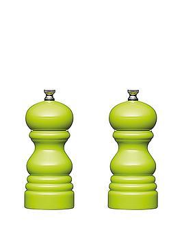 master-class-12cm-capstan-mills-set-of-2-green