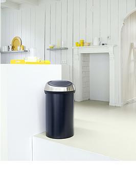 brabantia-60-litre-touch-bin-matt-black