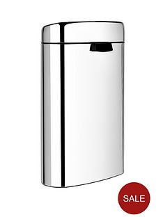 brabantia-d-shape-touch-bin-40-litre-brilliant-steel