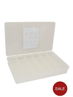 wham-organiser-clear-plastic-storage-box