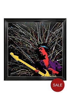 1wall-jimi-hendrix-framed-art