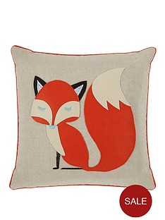 mr-fox-appliqueacute-cushion
