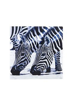 innova-home-zebras-out-for-a-drink-glass-wall-art