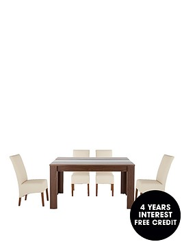 joanna-dining-table-4-eternity-chairs-buy-and-save