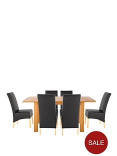 primo-extending-dining-table-6-eternity-chairs-buy-and-save