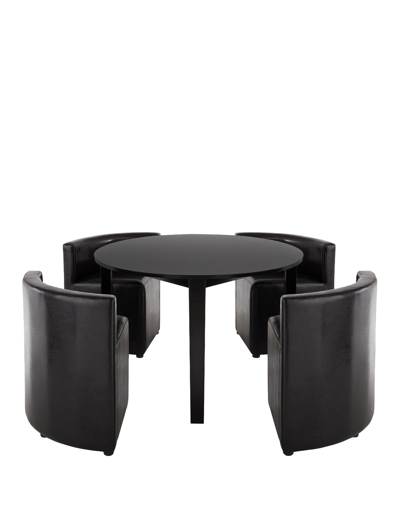 Buy Cheap Space Saving Dining Table Compare Furniture Prices For Best UK Deals