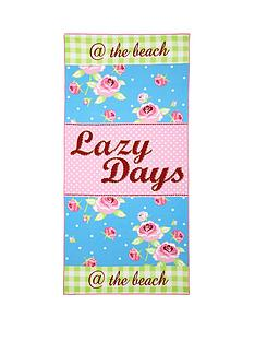 lazy-days-beach-towel